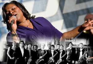 Серия Горячий джаз — Посвещение Махалии Джексон
