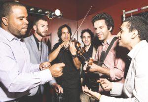 Серия Горячий джаз — Красочная кубинская вечеринка в Израиле