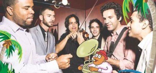 Горячий джаз для детей — Веселая кубинская вечеринка в Израиле