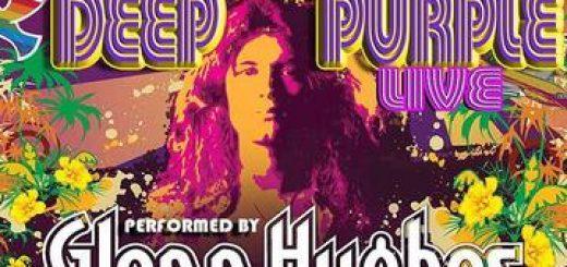 Glenn Hughes — Classic Deep Purple Live в Израиле
