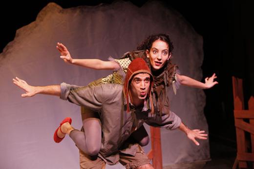 Театр Каров — 48 часов в киббуце — Трогательная драма в Израиле