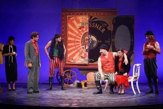 Театр Наднеда — Праздник песен Датьи в Израиле