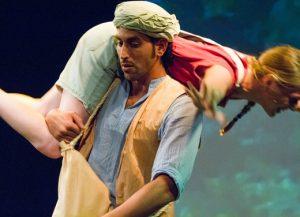 Театр а-Симта — Джил Бен Давид в Израиле