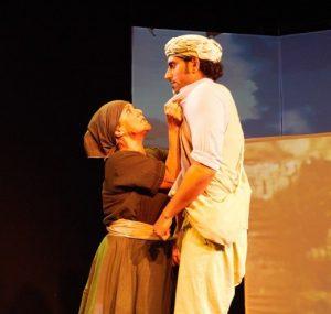 Театрон а-Симта — Уборщик смерти в Израиле