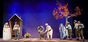 Театр Гешер — Дни российского кино 2019 — Верность в Израиле