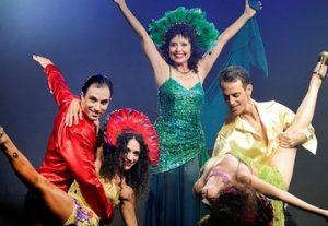 Волшебные звуки с Ницей Шауль — Карнавал в Рио в Израиле
