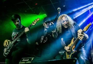 Артур Беркут и группа Metal Scent — Лучшие песни! в Израиле