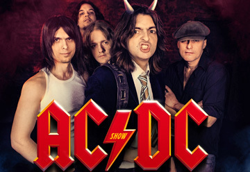 Official tribute AC/DC — Easy Dizzy в Израиле