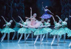 Московский Государственный Театр Русский балет Вячеслава Гордеева — Спящая красавица в Израиле