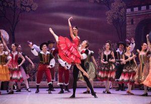Московский Государственный Театр Русский балет Вячеслава Гордеева — Дон Кихот в Израиле