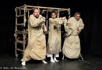 Театр Каров — Свободный полет в Израиле