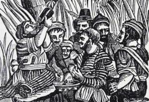 Комическая опера — Пираты в Израиле