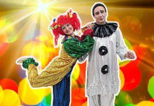Московский цирк на сцене — Цирковое супер-шоу Триумф в Израиле