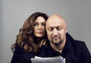 Екатерина Климова и Гоша Куценко в Израиле