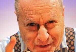 Стенд-ап шоу Шломо Бараба в Израиле