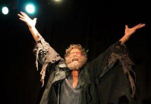Театр Каров — Король Лир в Израиле