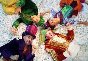 Театр Маленький — Алиса и старый цирк в Израиле