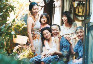 Кинопроект Линия жизни — Хирокадзу Корээда — Фильм Магазинные воришки в Израиле