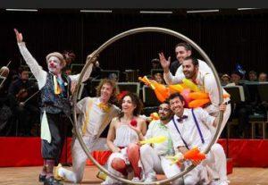 Серия Kids and Music Shows — Концерт-цирк в Израиле