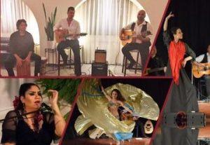 Ритмы Испании и Латинской Америки в Израиле