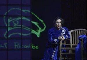 Опера Джузеппе Верди — Бал-маскарад в Израиле