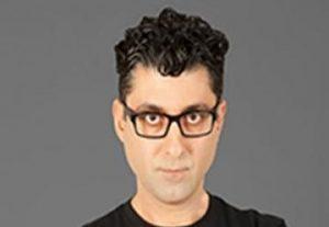 Стенд-ап шоу Дуду Эреза в Израиле