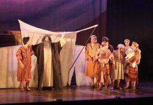Театр Гошен — Йосеф — хозяин мечты в Израиле