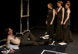 Театр Ла Паним — Последний сон А. П. Чехова в Израиле