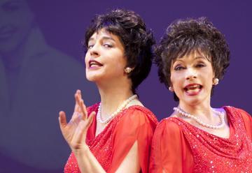 Театр Идишпиль — Для меня ты красива — Сестры Берри в Израиле