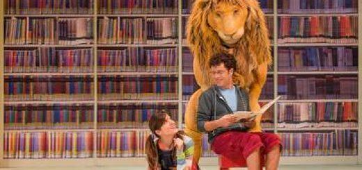 Медитек Холон — Музыкальный спектакль — Лев в библиотеке в Израиле
