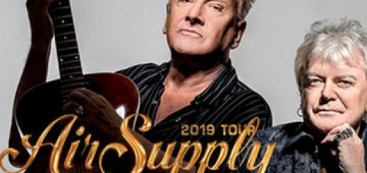Концерт группы Air Supply — Tour 2019 в Израиле