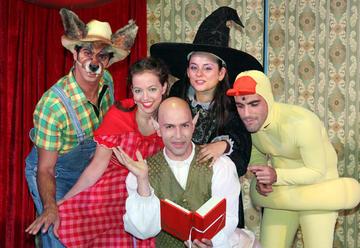 Театр Шелану — Ронен в стране сказок в Израиле