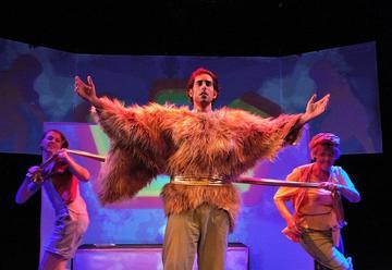 Театр Микро — Первый король в Израиле