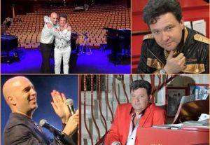 Пасхальный джаз — Музыкальное шоу – Безумие рояля в Израиле