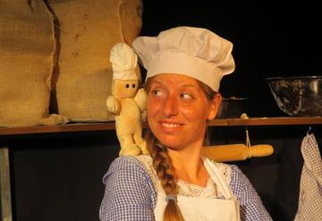 Кукольный театр Бейт 9 — Мальчик печенье в Израиле