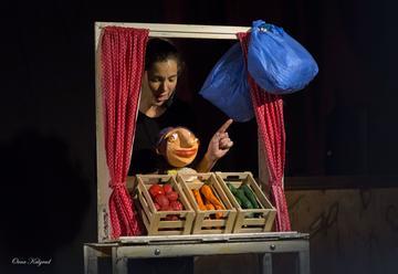 Кукольный театр Бейт 9 — Звездный дедушка в Израиле