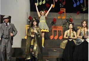 Час оперы для детей — Шкатулка сюрпризов от Моцарта в Израиле