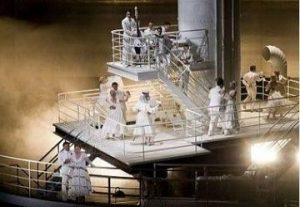 Опера — Заключенная в Израиле