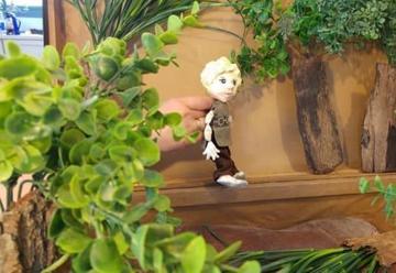 Кукольный театр Бейт 9 — Маленький Давид и большой секрет в Израиле