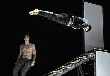 JaffaFest — Московский театр мюзикла — Реверс в Израиле