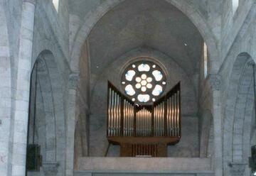 Международный фестиваль органной музыки 2018-19 — Концерты для органа и оркестра в Израиле