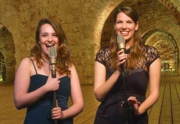 Фестиваль Оперы в Акко 2019— Опера поет песни Эхуда Манора в Израиле