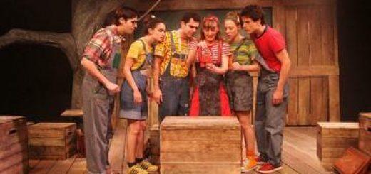 Театр Орны Порат для детей и юношества — Браслет Офиры в Израиле