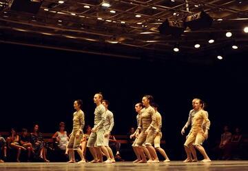 Танцевальный ансамбль Бат-Шева — Мамонты в Израиле