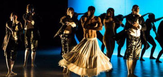 Театр танца Авшалома Полака — Krump в Израиле