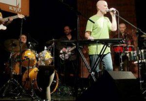 Рок-группа Запрещенные Барабанщики в Израиле