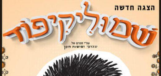 Израильский детский театр — Ёжик Шмулик в Израиле