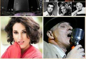 Парижское кабаре – Латинская Америка – Бродвей в Израиле