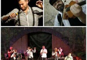 Фестиваль клейзмеров в амфитеатре Азриэли в Израиле