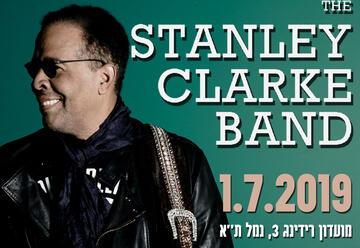 Стэнли Кларк в Израиле